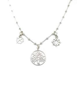 KILLIAN ♥ coffret collier et charms argent