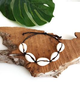CAURI - Bracelet coquillages