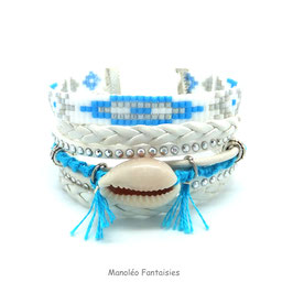 Bracelet LAGON turquoise