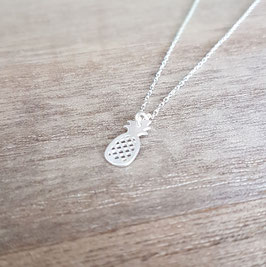 ANANAS ♥ collier ARGENT 925