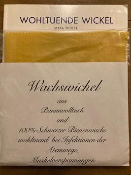 Buch wohltuende Wickel und einen Bienenwachswickel zum Sonderpreis