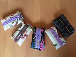 TARUGA-Accessoires aus schweren Stoffen