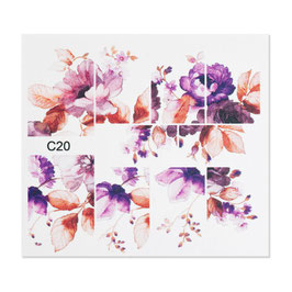 Water Decal C20
