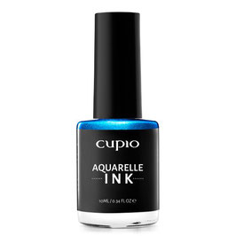 Aquarelle Ink - Metallic Blue