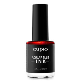 Aquarelle Ink - Metallic Red