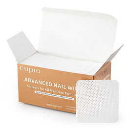 Cupio Perforated Nail Wipes 200 Pièces