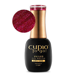 CUPIO TO GO! Gold Collection - Paparazzi pink