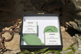 COFFRET CADEAU parfum de plantes aromatiques
