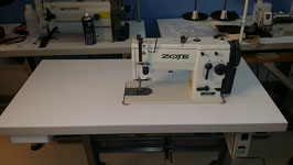 ZOJE ZJ20U93 SET ZickZack Maschine, mit energiesparendem Motor TP550 - komplette Nähmaschine