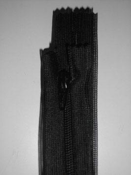 (1,10 €/Stück)   10 Kleider & Kissen Reißverschlüsse Länge: 45 cm Farbe : Schwarz von YKK