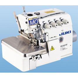 JUKI MO-6816S / 5 Faden Overlock / Safety / 3+4 Art. 278308 komplett mit Tisch und Gestell
