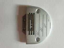 Stichplatte mit Transporteur geeignet für Juki, Pfaff, Zoje, Texi usw (TZ1)