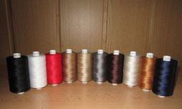 (1,10 €/100m)   500 m Marken Nähgarn von Coats / Epic Stärke: 40     10 Farben zu Auswahl