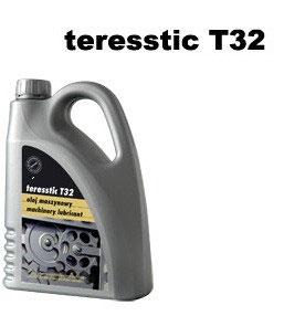 Nähmaschinenöl TERESSTIC T32 für Nähmaschinen mit hoher Drehzahl - 1 Liter