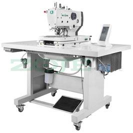 ZOJE ZJ5821 SET elektronische Augenknopfloch Maschine