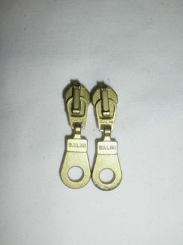 1 x Schieber für Salmi YKK Opti & Markenlose Metall Jacken Reißverschlüsse
