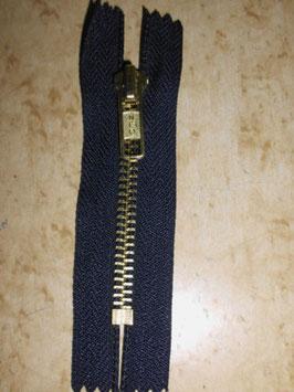 1 Stück Jeanshosen Reißverschluß 8 cm Farbe : Dunkelblau von NEO