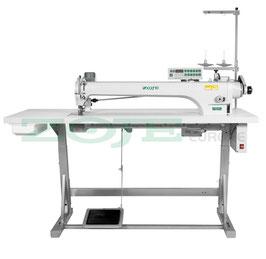 ZOJE ZJ9701LAR-D3-800/PF SET Automatische 1-Nadel Langarm Steppstichmaschine mit Puller