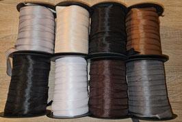 100 m Stoßband, Hosenschonerband viele Farben zu Auswahl          (0,12€/Meter)