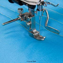 TEXI Kantenlineal zum Führen entlang einer Linie, rechts- und linksseitig  für Industrienähmaschinen  (5003)