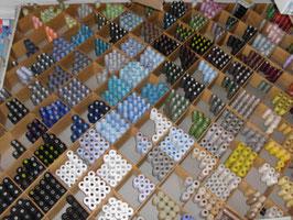 (1,25 € / Stück)  16 Rollen  Polyester Markennähgarne