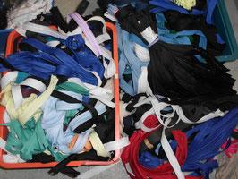 (0,34 € / Stück)  50 Kleider & Kissen & Taschen Reißverschlüsse