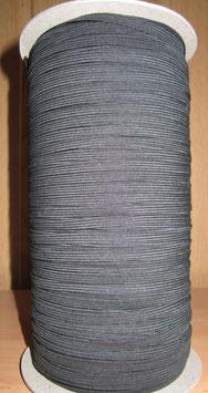 (0,19€/Meter) ca: 5 mm Breit Gummiband schwarz 300 Meter