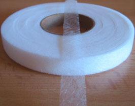 (0,38 € / m)  10 m Saumfix Bügelvlies Beidseitig haftend 15 mm Breit