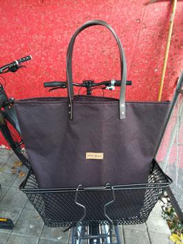 Tasche Grosseto/Oilskin-Shopper klein