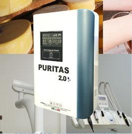 OZONIZZATORE SANIFICATORE per acqua per uso commerciale/industriale  PURITAS 2.0