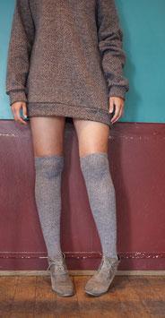Chaussettes longues mi-cuisses