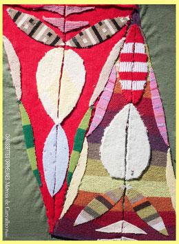 Tableau textile Búzios