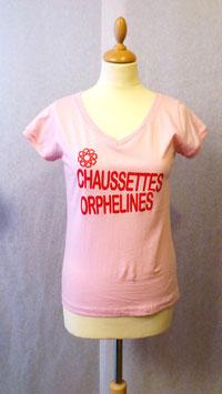 "T-shirt ""chaussette orpheline"""
