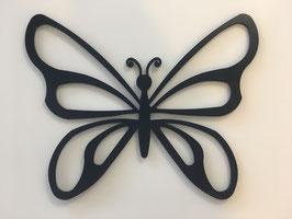 Papillon découpe laser