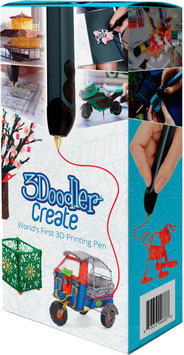 3Doodler Create 3D printing