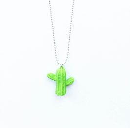Cactus ketting 3D-print - Voel de zomer