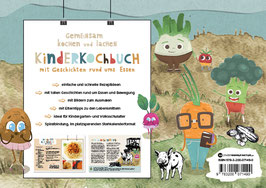 Kinderkochbuch mit Geschichten rund ums Essen
