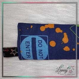 """Wende-Gurtschoner """"Baustelle Blau / Orange"""""""