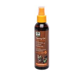 Huile de bronzage SPF6 - Faible protection