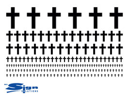 Chunky Crosses Mixed Pack