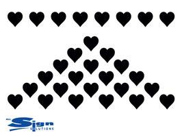 Medium Hearts