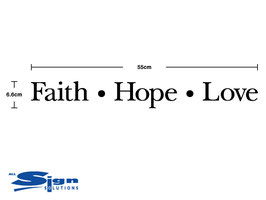 Faith • Hope • Love (small)