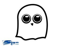 Cute Ghost (medium)