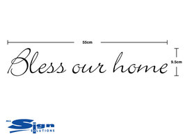 Bless our home (small)
