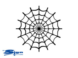 Spider Web [set of 2] (medium)