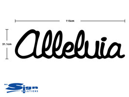 Alleluia (large)