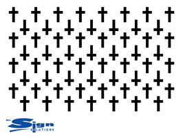 Medium Chunky Crosses