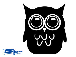 Cute Owl (large)