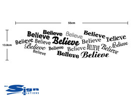 Believe Word Cloud (small)