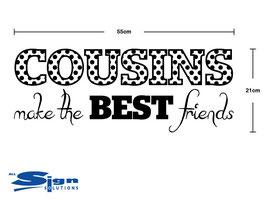 Cousins make the Best Friends (small)